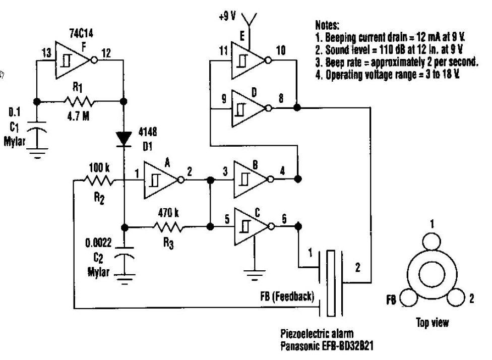 Electronic Thermometer2 Sensorcircuit Circuit Diagram Seekic