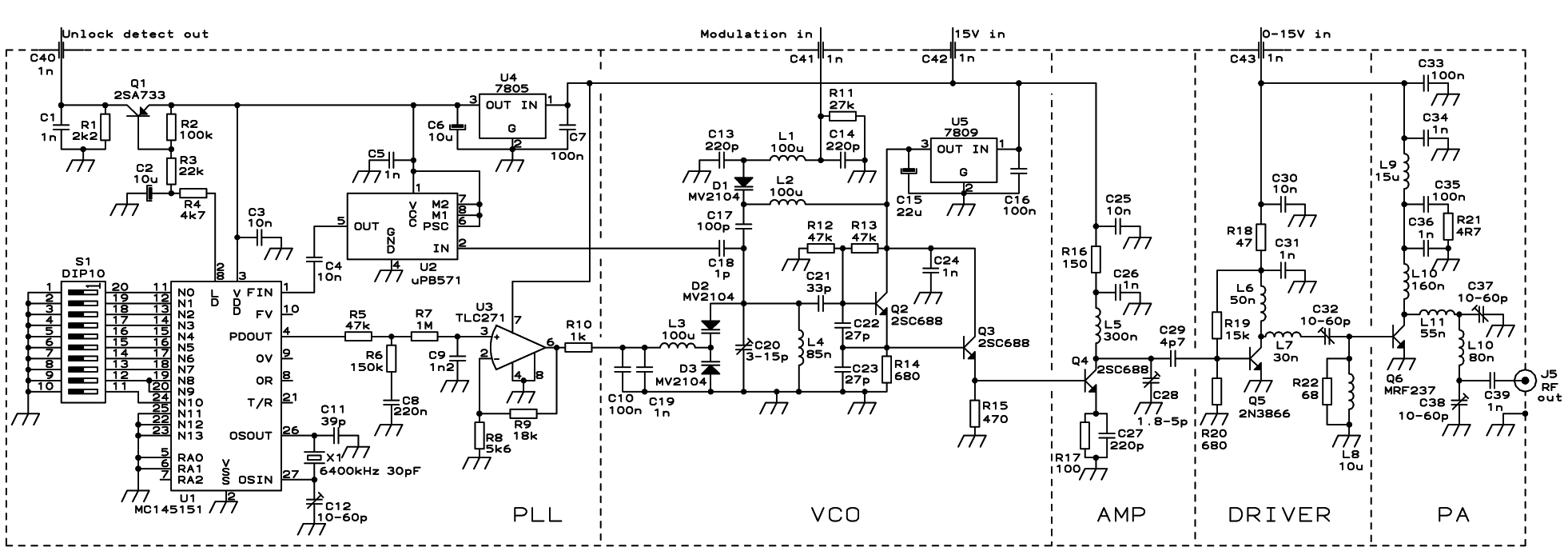 Homebrew RF Circuit Design Ideas likewise AM Transmitter in addition Thread238641 besides JFETrgn as well 129601 Looking Oem Tow Harness Diagram. on am fm tube radio schematic