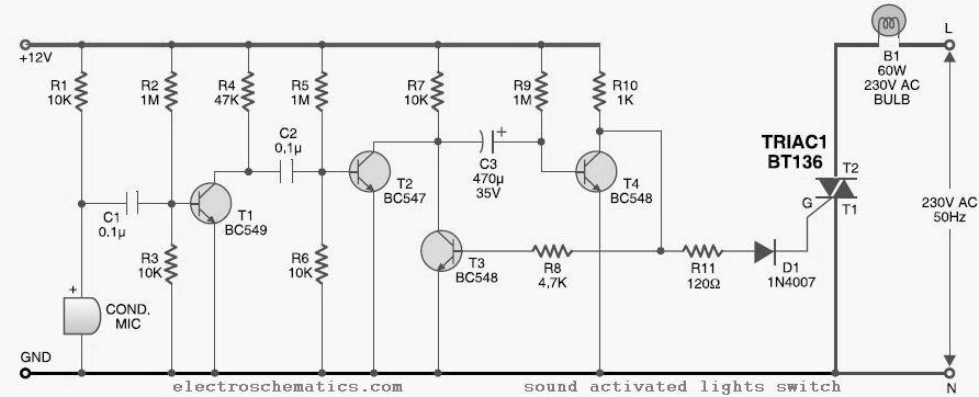 i u0026 39 m yahica  audio operating switch circuit laout