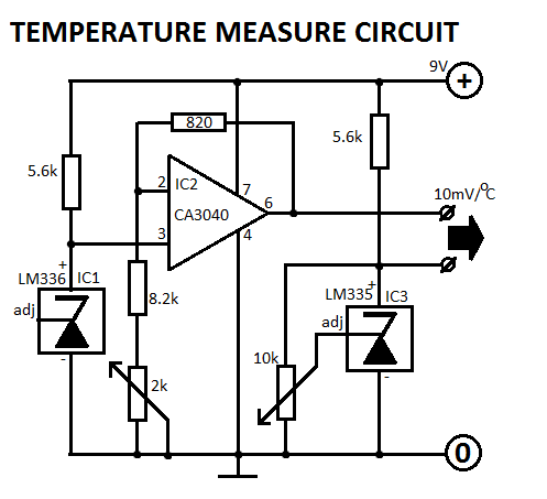 temperature indicator circuit dorman seat heat wiring diagram #4