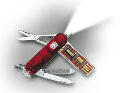 Victorinox Is The Most Secure Memory Stick
