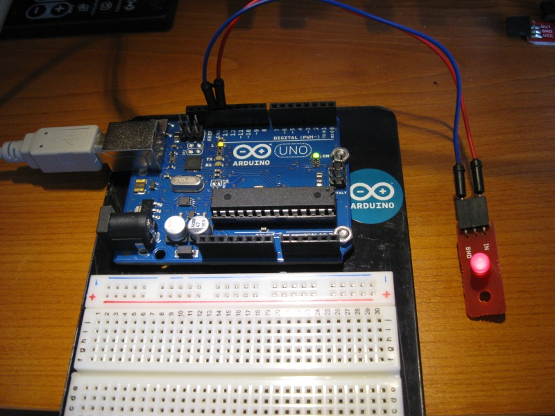 Simple arduino led projects